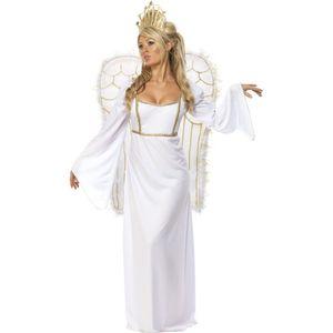 Damen Kostüm Engel Engelkostüm Karneval Fasching Weihnachten Gr.M