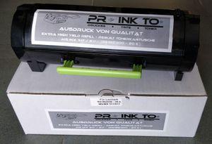 Für Lexmark 51B2X00 - Toner rebuild / kompatibel - 20.000 Seiten - Serie MS / MX 517 / 617