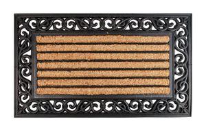 Kokos Fußmatte  45x75 cm - Modell: Chateau