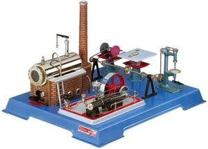 Wilesco Dampfmaschinenwerkstatt D161