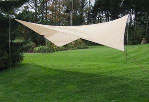 Sonnensegel 300x400 cm für Camping Terrasse Sandkasten Garten Pool uvm