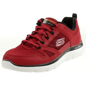 Skechers Sport Mens SUMMITS NEW WORLD Sneakers Men Rot, Schuhgröße:46 EU