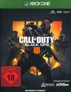 Call of Duty 15 - Black Ops 4 - Konsole XBox One