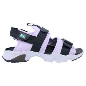 Nike Canyon Sandalen Damen Lila/Dunkelgrau/Türkis (CV5515 500) Größe: 40,5