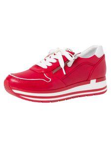 Marco Tozzi Damen Sneaker rot 2-2-23717-26 F-Weite Größe: 39 EU