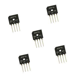 5 Stück Brückengleichrichter