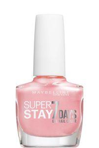 Maybelline SuperStay 7 Days, Pink, Porcelain, Färbung, 1 Stück(e), Bürste, ETHYL ACETATE, BUTYL ACETATE, NITROCELLULOSE, PROPYL ACETATE, ISOPROPYL ALCOHOL, TRIBUTYL CITRATE,...