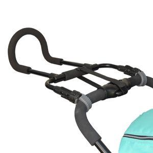 Eichhorn Cozy Stroll Griffverlängerung für Kinderwagen mit Schwenkrädern
