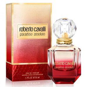 Roberto Cavalli Paradiso Assoluto Eau De Parfum Spray 50 ml