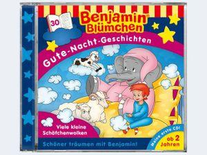 CD Benjamin Blümchen #30 Viele kleine Schäfchenwo