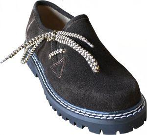 Kinder Jungen/Mädchen Haferlschuhe Trachtenschuhe für Trachten Lederhosen echtleder Braun, Größe:35