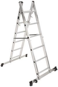 MyProject®  Leitergerüst, max. Belastung 150kg, max. Arbeitshöhe 100cm, Plattform 147x40cm