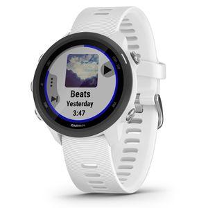 Garmin FORERUNNER 245 GPS Music| white/black | 010-02120-31