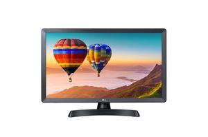 LG 24TN510S-PZ - 59,9 cm (23.6 Zoll) - 1366 x 768 Pixel - LED - Smart-TV - WLAN - Schwarz