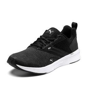 PUMA NRGY Comet Low Sneaker Schwarz Schuhe, Größe:43