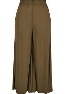 Urban Classics TB2597  Ladies Modal Culotte, Größe:XL, Farbe:summerolive