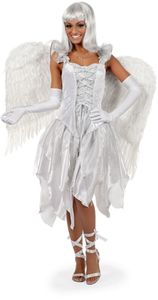 Kostüm Sexy Engel Evangelina Dame 34
