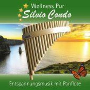 Entspannungsmusik mit Panflöte, Audio-CD