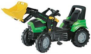 rolly toys Farmtrac Deutz Agrotron 7250 TTV Trettraktor, Maße: 146x52,5x77 cm; 71 003 4