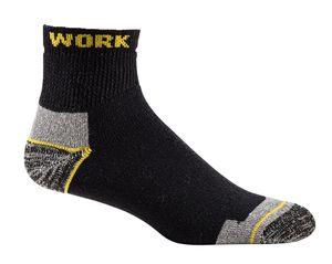 6 Paar Arbeits Kurzschaftsocken Socken Berufssocken  Strümpfe Gr. 43-46