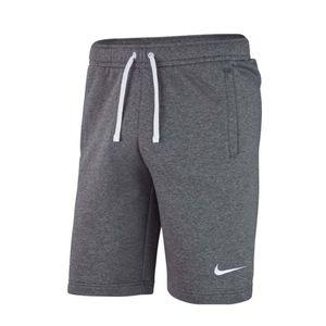 Nike Hose Kurz für Herren aus Baumwolle, Größe:S, Farbe:Dunkelgrau