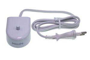 Philips 423501018942 Ladestation für Sonicare Zahnbürste, AirFloss Munddusche