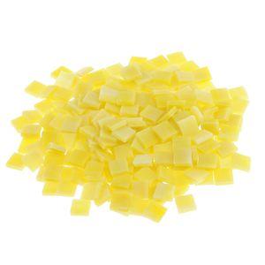 250 Stück Mosaikfliesen Farbe Gelb