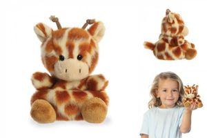 Aurora Palm Pals Giraffe 13 cm