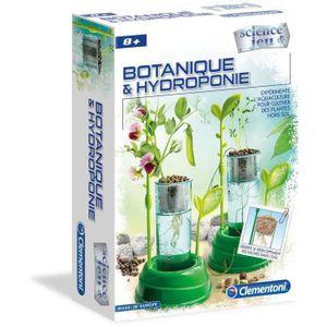 CLEMENTONI Science & Game - Botanik und Hydrokultur - Wissenschaftliches Spiel
