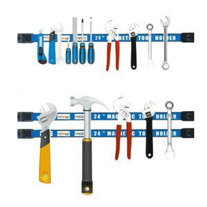 35cm Magnetleiste Werkzeughalter Werkzeugleiste Halterung 4X SET