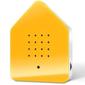 RELAXOUND Zwitscherbox gelb/weiss