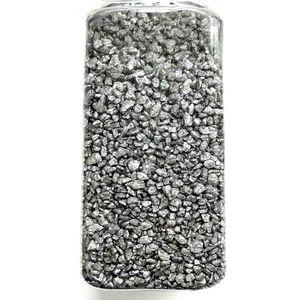 Dekosand Streudeko 700g Dekosteine Tisch Deko Sand Dekogranulat Streusand Dekorationssand Silber
