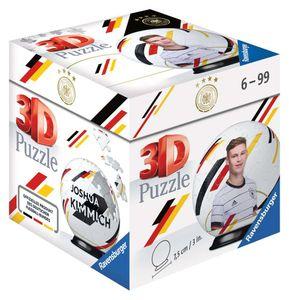 RAVENSBURGER 3D Puzzle-Ball DFB-Nationalspieler Joshua Kimmich Kinderpuzzle