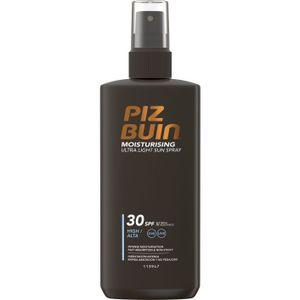 Piz Buin Moisturising Ultra Light Sun Spray LSF30 Sonnenspray 200ml