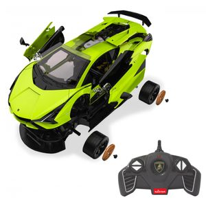 Lamborghini Sián FKP 37 1:18 grün 2,4GHz Bausatz