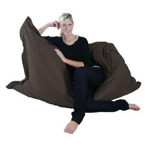 MR. BIG Riesen-Sitzsack 140 x 180 cm, Dunkelbraun