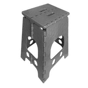 Tritthocker Faltbar Kunststoff 36 x 32 x 46 cm  | Klapphocker Badhocker 120kg | Tritthilfe Klapptritthocker | Tritt Hocker Klappbar