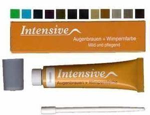 Biosmetics Intensive Augenbrauen- und Wimpernfarbe mittelbraun 20 ml