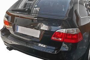 LADEKANTENSCHUTZ Edelstahl V2A Leiste Schutz für BMW 5er Touring E61 2004-2010
