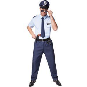dressforfun Herrenkostüm Police Officer - M