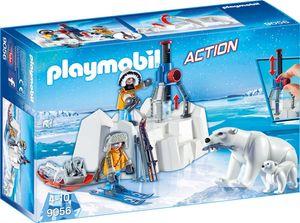 PLAYMOBIL 9056 Polar Ranger mit Eisb?ren