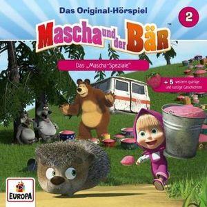 """Mascha und der Bär-002/Das """"Mascha-Speziale"""""""
