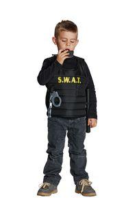 RUBIE'S SWAT Weste, Größe 140