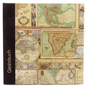 Gästebuch World Atlas