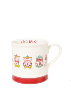 Liverpool FC Tasse Logos