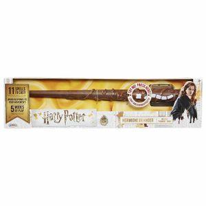 Jakks Pacific Harry Potter Interaktiver Zauberstab Exclusive Wave Hermine Granger 38 cm JPA39900-HG