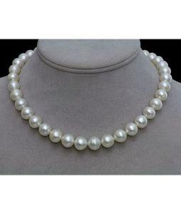 Luna-Pearls Südsee Perlenstrang 10,2-12,0 mm