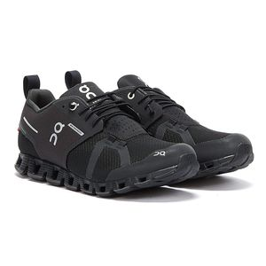 ON Running Cloud Waterproof - Herren Laufschuhe Schuhe Schwarz 19.99987 , Größe: EU 40 US 7