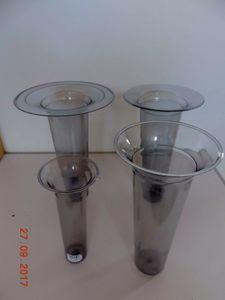 Bodenvaseneinsatz 32 x 15 cm Blumenvaseneinsatz Vaseneinsatz Bodenvasen Einsatz