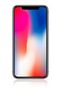 Apple iPhone X 14,7 cm (5,8 Zoll), (12MP Kamera, Auflösung 2436 x 1125 Pixel), Farbe:Spacegrau, Apple Größe:256 GB
